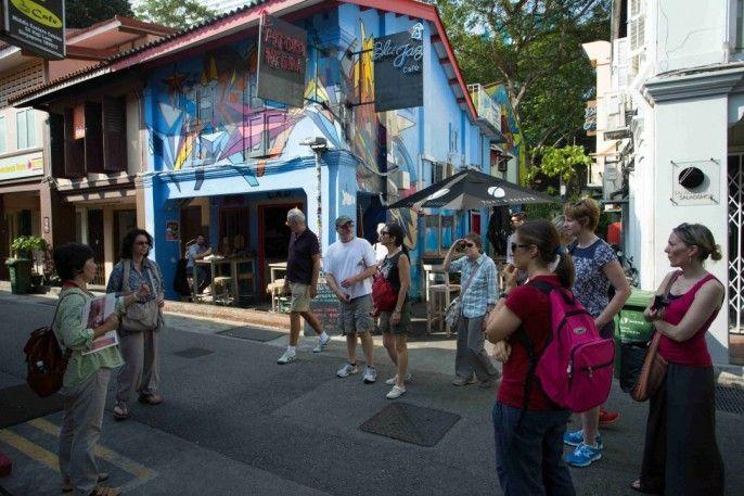 harga tiket Kampong Glam Malay-Islamic Quarter Walking Tour