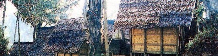 Gede Kasepuhan Ciptagelar Villages
