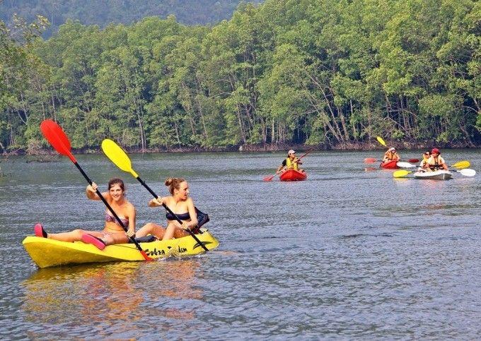harga tiket Kayaking Adventure at Mangrove Forest Reserve