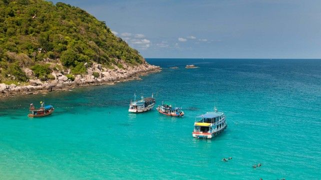 Khai and Phi Phi Islands by Speedboat Tour