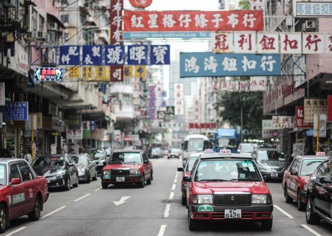 harga tiket Kowloon Food Tasting Activity