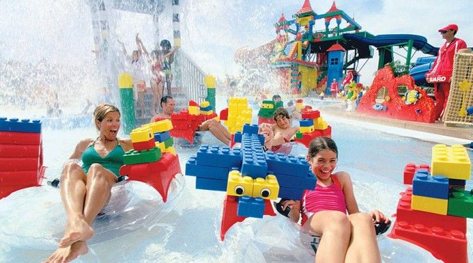 harga tiket Legoland Water Park Full-day Pass