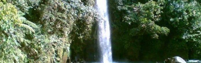 Lematang Waterfall