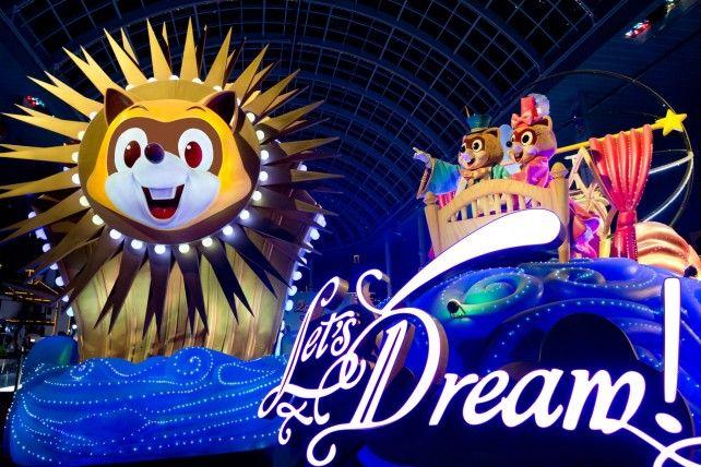 Lotte World Admission Ticket