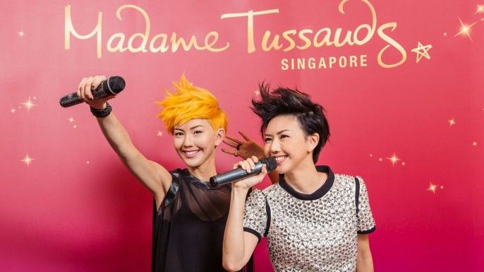 harga tiket Madame Tussauds with IOS Live and Boat Ride E-voucher