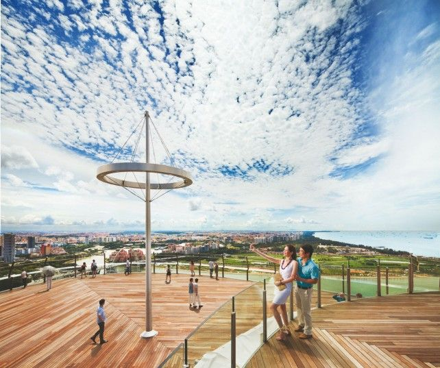 Marina Bay Sands: Sands SkyPark Observation Deck