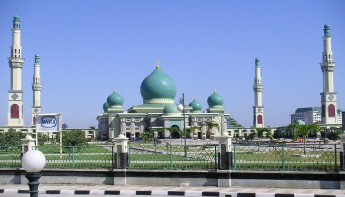 Masjid Agung An-Nur Pekanbaru