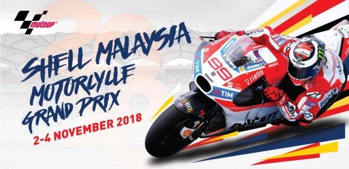 harga tiket MOTOGP SEPANG MALAYSIA 2018