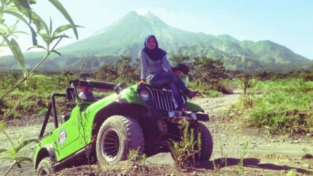 Mount Merapi Jeep Tour