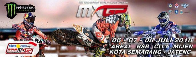 harga tiket MXGP INDONESIA 2018 - SEMARANG