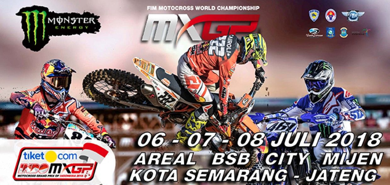 MXGP INDONESIA 2018 - SEMARANG