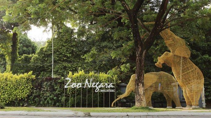 harga tiket National Zoo Malaysia Admission