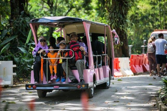 National Zoo Malaysia Admission