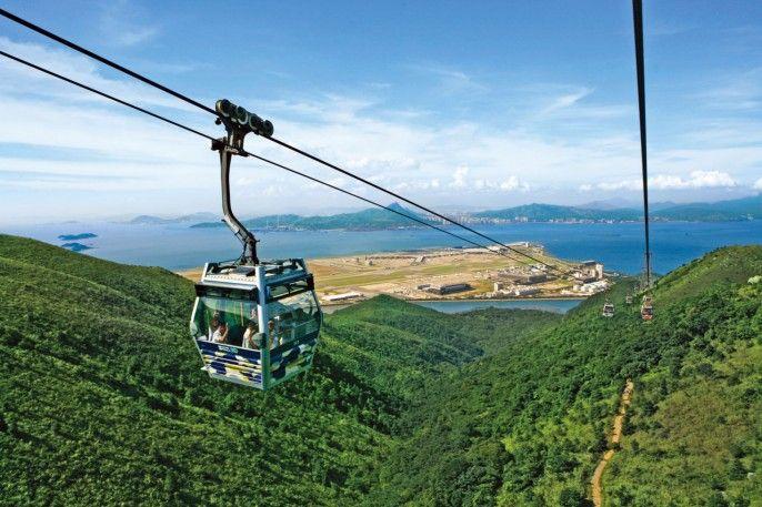 harga tiket Ngong Ping 360 Fun Pass with Round Trip Cable Car