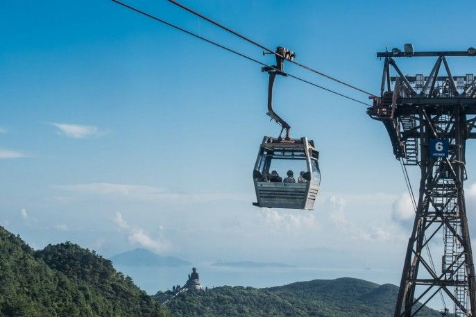 harga tiket Ngong Ping 360 Sky-Land-Sea Day Pass with Round Trip Cable Car