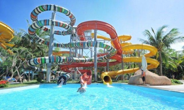Nha Trang Vinpearl Land Theme Park