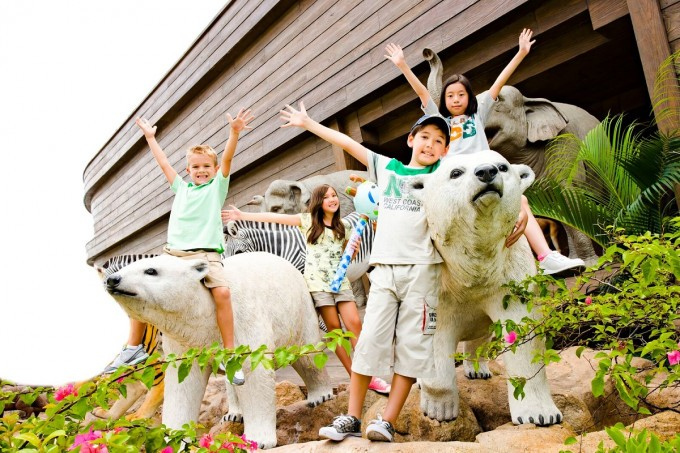 harga tiket Noah's Ark Park Admission Ticket