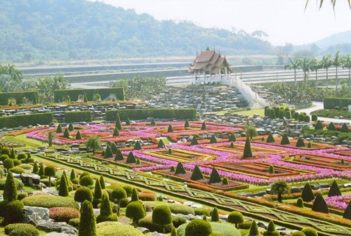 harga tiket Nong Nooch Tropical Garden with Round Trip Transfer (Asia (Except Japan, Israel, Iran))