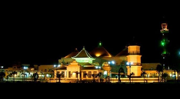 Masjid Agung Sultan Mahmud Badaruddin I