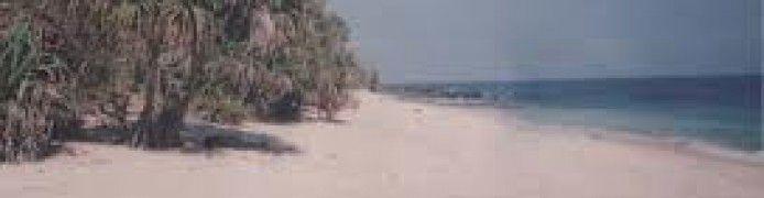 Pantai Pasir Putih Mingar