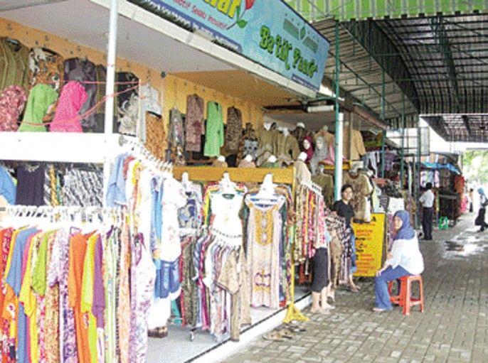 Pasar Grosir Batik Setono