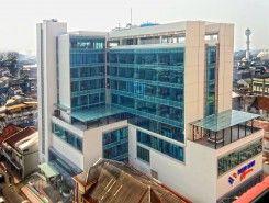Pasar Baru Square Hotel, DHM Associates