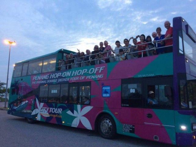 Penang Hop-on, Hop-off Bus Pass