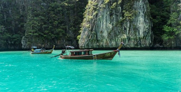 harga tiket Phi Phi and Khai Islands Tour by Speedboat