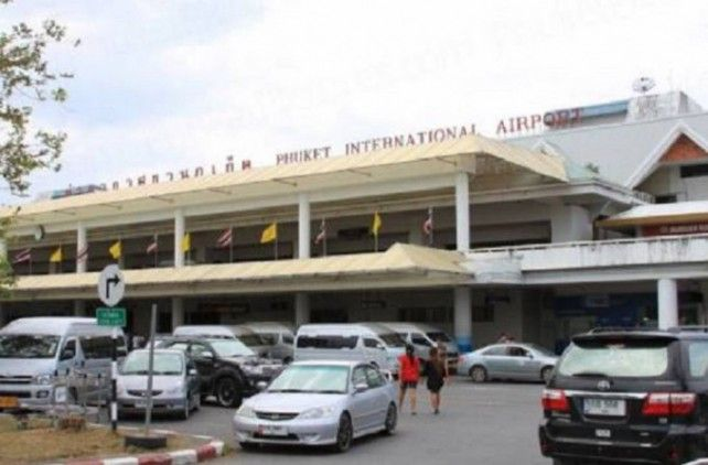 Phuket International Airport Private Transfer Service (Departure Transfer)