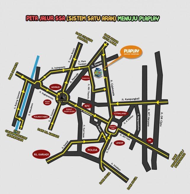 PlaPlay Indoor Theme Park Semarang