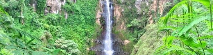 Manggisan Waterfall