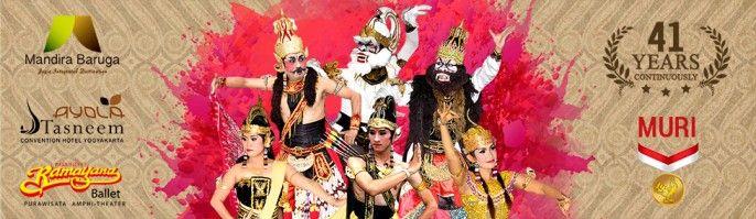 harga tiket Ramayana Ballet Purawisata Yogyakarta
