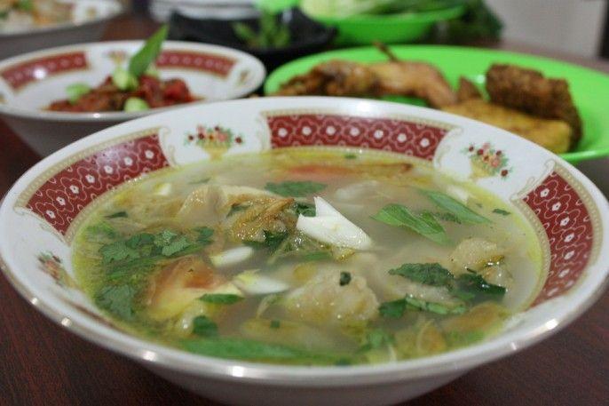 Rumah Makan Sop Jatiwangi