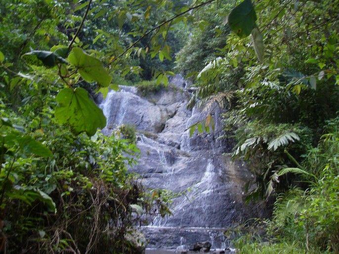 Air Terjun Cibali