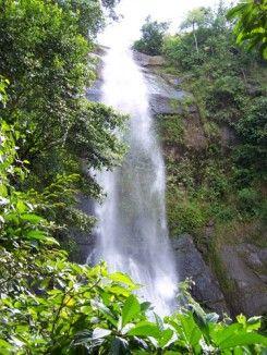 Air Terjun Sarambu Alla