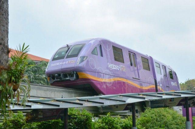 Sentosa Monorail Express