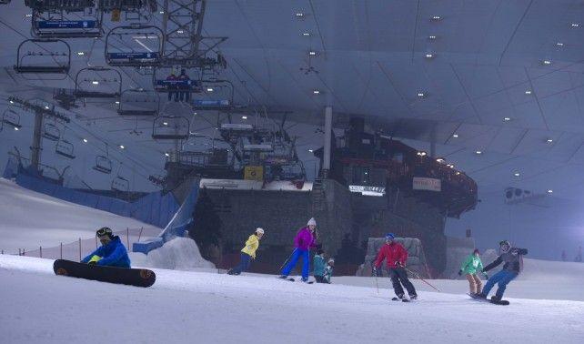 Ski Dubai Ski Slope Session Pass