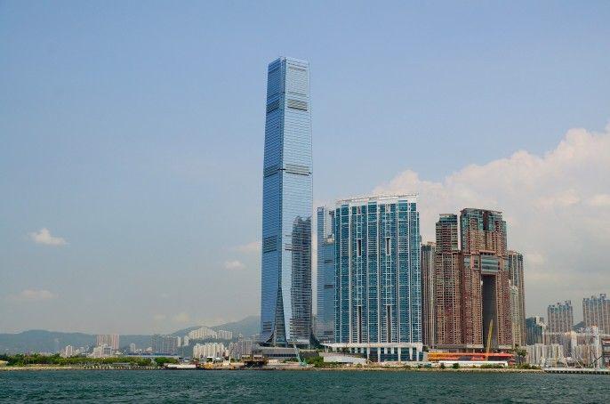 harga tiket Sky100 Hong Kong Observation Deck Admission
