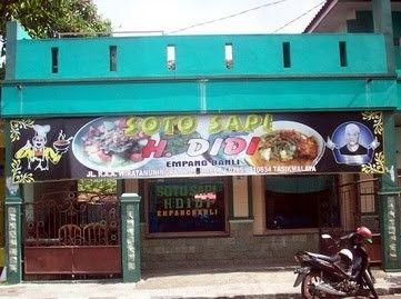 Soto Daging H.Didi Tasik