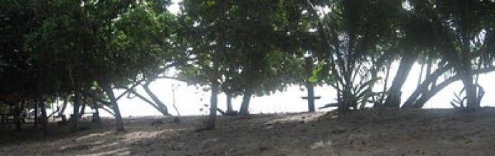 Pekaretan beach