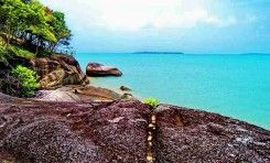 Pantai Tanjung Kiras