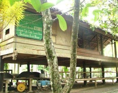 Perpustakaan Kuno Tanoh Abee