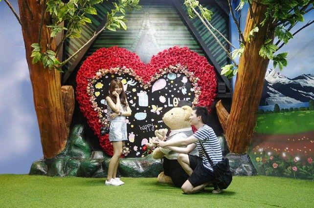 Teddy Bear Museum Admission