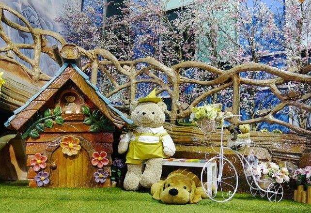 Teddy Bear Museum Admission