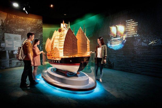 harga tiket The Maritime Experiential Museum E-ticket