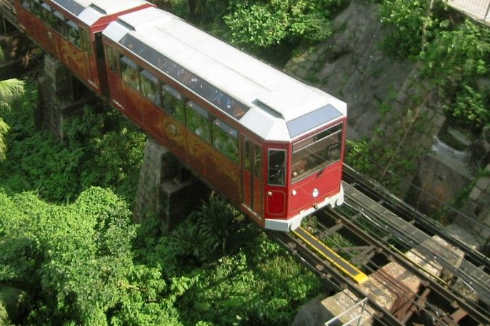 harga tiket The Peak Tram with Sky Terrace 428 Admission (E-Voucher)