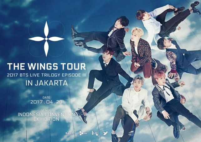 THE WINGS TOUR 2017 BTS LIVE TRILOGY EPISODE lll IN JAKARTA