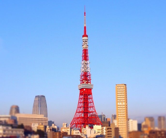 harga tiket Tokyo Tower