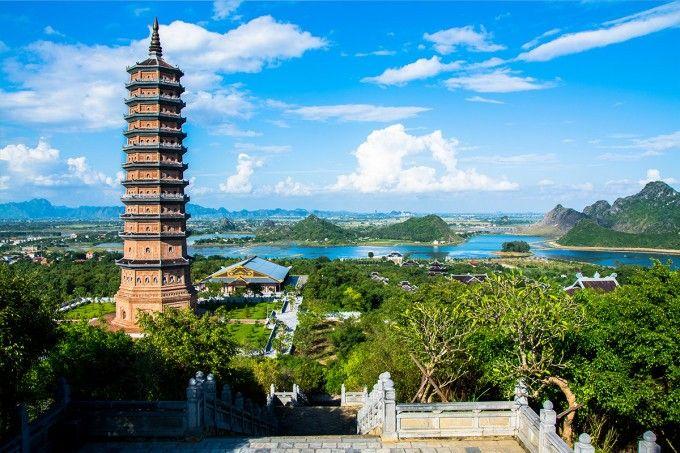 harga tiket Tour to Bai Dinh Pagoda and Trang An Landscape