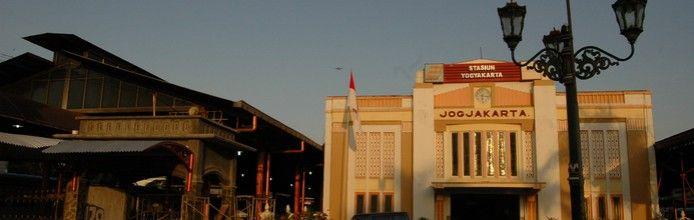 Yogyakarta (Tugu) Railway Station